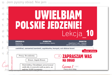 Ready-to-use Polish lessons
