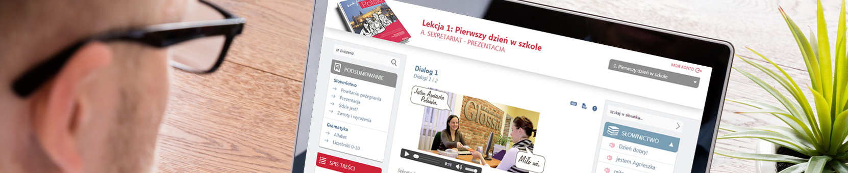 Polish courses online