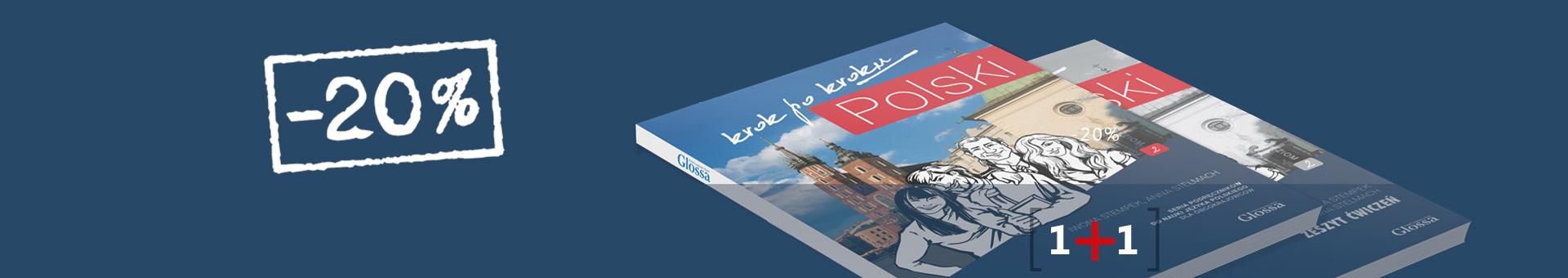 Pakiet: POLSKI krok po kroku 2