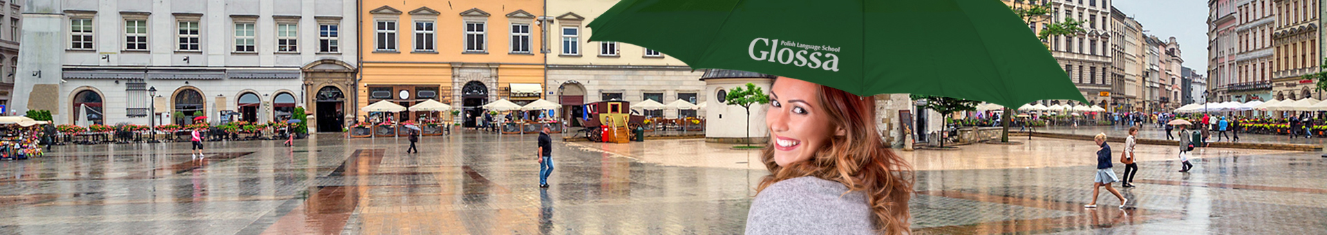"Parasol ""Glossa"""